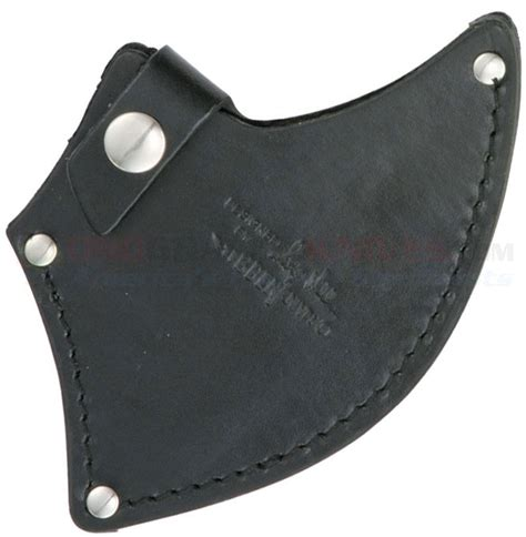gil hibben throwing axe hibben pro throwing axe leather sheath gh866