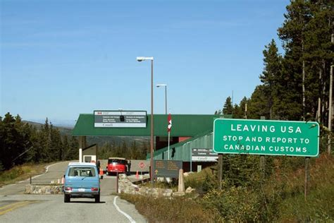 Crossing Border Into Us From Canada With Criminal Record Check In New Regulations Finally Allow Cross Border