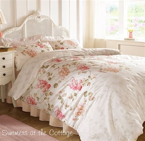country cottage bedding sets 3 shabby country cottage chic vintage floral duvet set