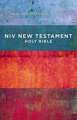 Niv Outreach Bible niv outreach new testament paperback lifeway