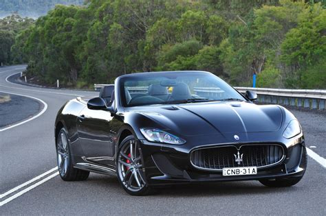 maserati motorcycle maserati grancabrio mc now on sale in australia from
