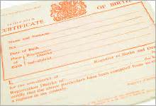 Birth Certificate Declaration Letter For Passport Who Can Countersign A Passport Application