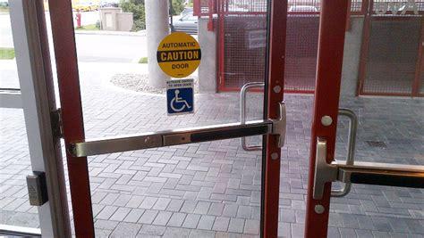 Handicap Door by Handicapped Doors Ada Compliant Handicap Automatic Door