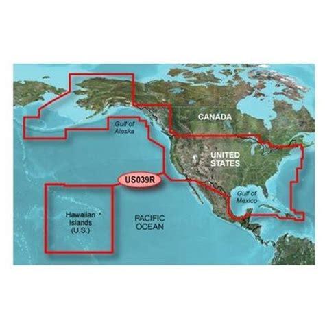 america map garmin free garmin bluechart hxus039r us g2 digital map