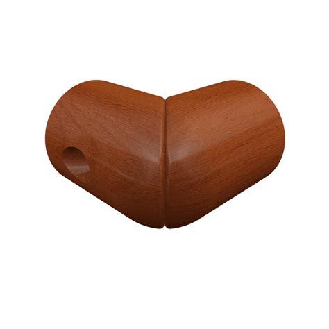 corrimano in legno snodo per corrimano in legno per ringhiere componibili