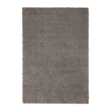 ikea rungs hampen rug high pile grey 160x230 cm ikea