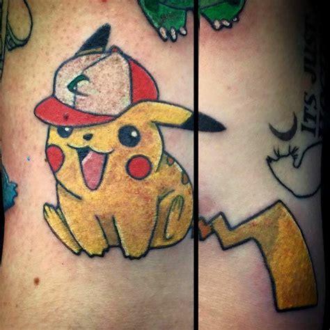 pikachu tattoo pikachu alex by helloalexheart on deviantart