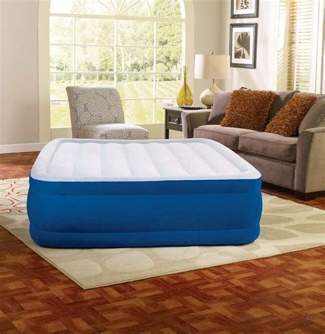 simmons beautyrest 17 inch plushaire express air bed with ebay