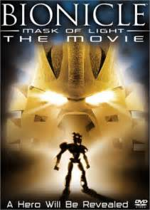 the chatterbot collection bionicle mask of light