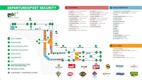 Montego bay airport terminal map my blog