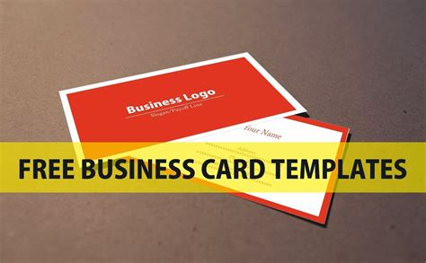 free personalized business card templates free business cards templates to print at home 28 images