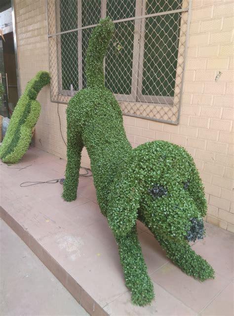 animal topiary frame 185cm garden artificial topiary animal metal frames