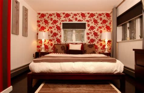 red wallpaper bedroom ideas a sneak peak at the design and d 233 cor trends for 2013