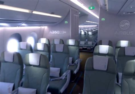 comfort on long flights airbus calls on aviation industry to set a new standard