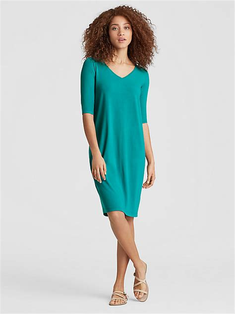 Dress Lp Pineaplle 444 7 shop new arrivals clothing eileen fisher