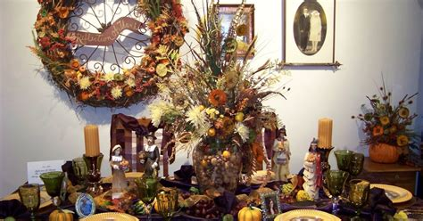 silver trappings holiday tables thanksgiving