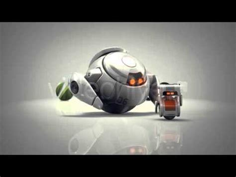 Robots 3d Logo Bumpers Ii After Effects Templates From Videohive Youtube Template Bumper After Effect Free