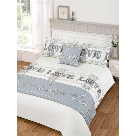 bed na bag love bed in a bag duvet set double size bedding bedroom