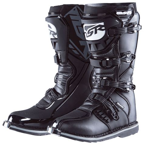 msr motocross boots msr youth vxiir boots revzilla