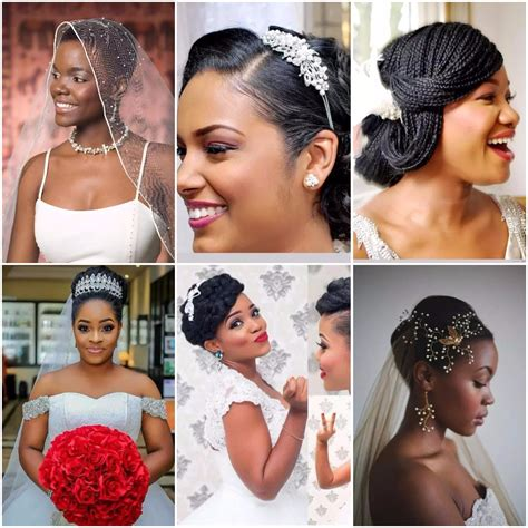 nigeria wedding hair styles for round shape of face checkout best hairstyles for nigerian brides photos