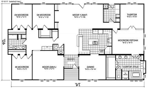 home floor plans north carolina triple wide floor plans photos