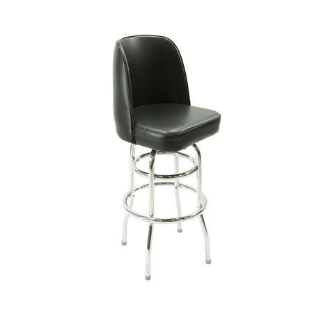 heavy duty steel metal bar stool with chrome frame black swivel seat ebay luxury bar stools commercial pics eccleshallfc com