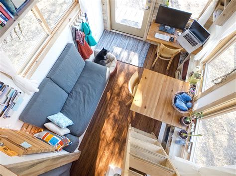 tiny house project alek lisefski s tiny home project business insider