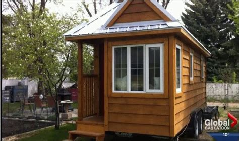 Small Homes California Globalnews Spotlights Tiny Houses Sparking Questions For