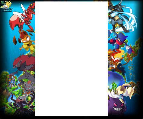 layout and background artist pokemon background new youtube layout by hardyeric1 on