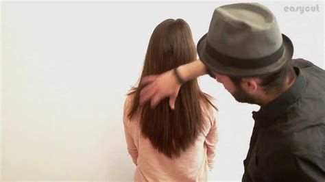 comment couper la longueur de ses cheveux en pointe pro