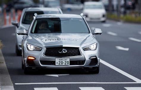 nissan subaru nissan driverless car tech subaru ascent faraday future
