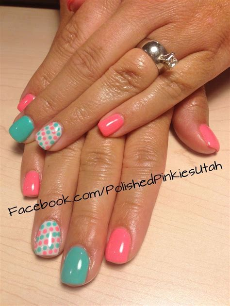 spring pattern nails 25 best ideas about nail designs for spring on pinterest