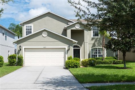 five reasons to stay in orlando vacation home rentals