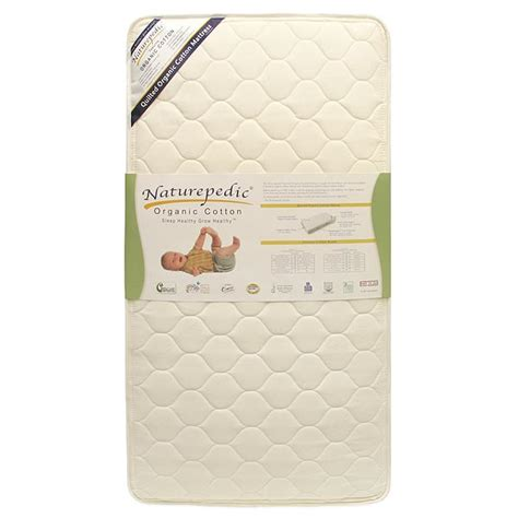 What Is Standard Crib Mattress Size by Crib Mattresses Baby Naturepedic Organic Crib Mattress Pad