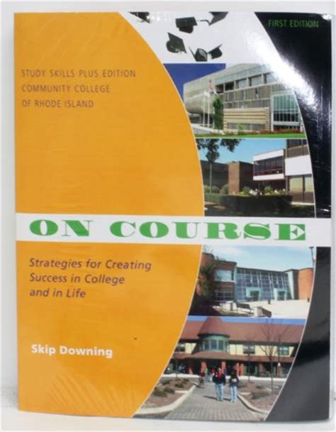 on course study skills plus edition on course study skills plus edition ccri strategies