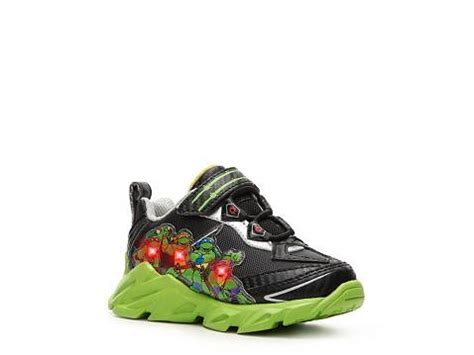 Turtle Light Up Shoes by Nickelodeon Mutant Turtles Boys Toddler