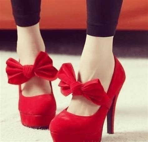 high heels with a bow beautiful high heels with bows shoes