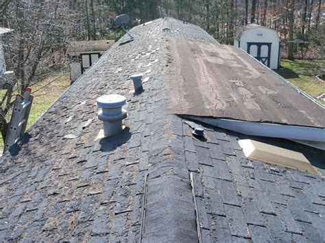 roof repair roof repair cost mobile home