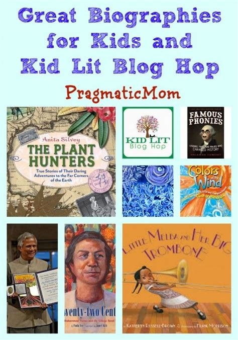 biography books for students 13 best biographies for kids images on pinterest book