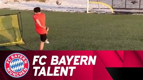 bayern creating a global fc bayern us talent has got serious skills youtube