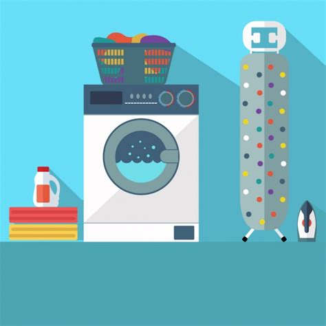 laundry web design laundry background design vector free download