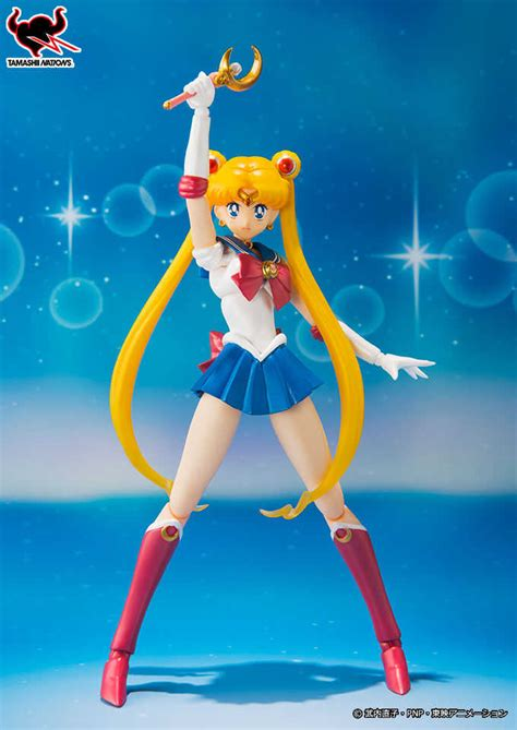 Figure Sailormoon Shf s h figuarts to release a sailor moon figure this august sgcafe