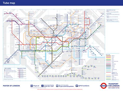 printable route planner uk route planner underground london tube