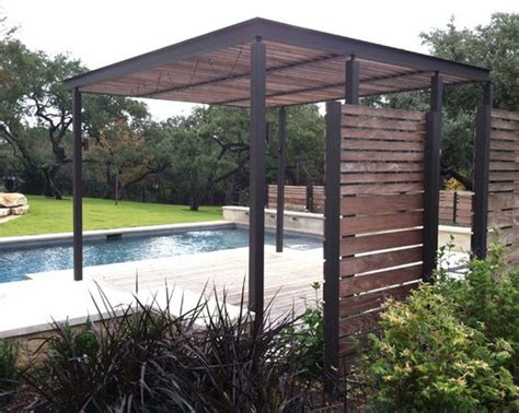 Modern Patio Covers by 1000 Ideas About Free Standing Pergola On