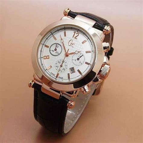 Jam Tangan Wanita Gc Kulit 7 quot quot jam tangan gc s6 date aktif material kulit sintetis harga 165 diameter 37cm order pin cs1