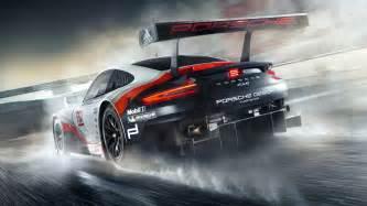 Porsche Rsr 2017 Porsche 911 Rsr Race Car Is Now Mid Engined Image
