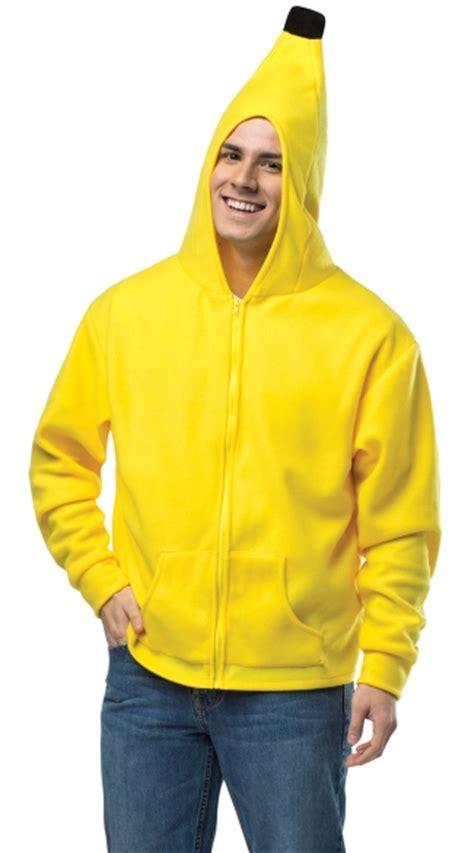 Banana Hodie banana hoodie costume s fruit costume s banana