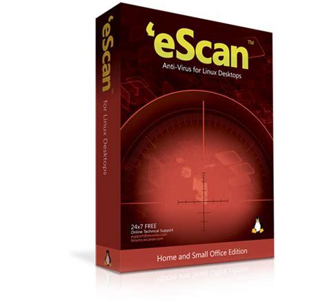 Anti Virus Escan escan anti virus for linux desktops