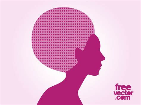 afro hairstyles vector afro hair girl vector art graphics freevector com