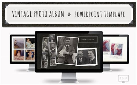 powerpoint themes photo album 20 photo album designs design trends premium psd